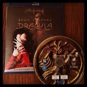 Bram Stoker's Dracula bluray kapağı