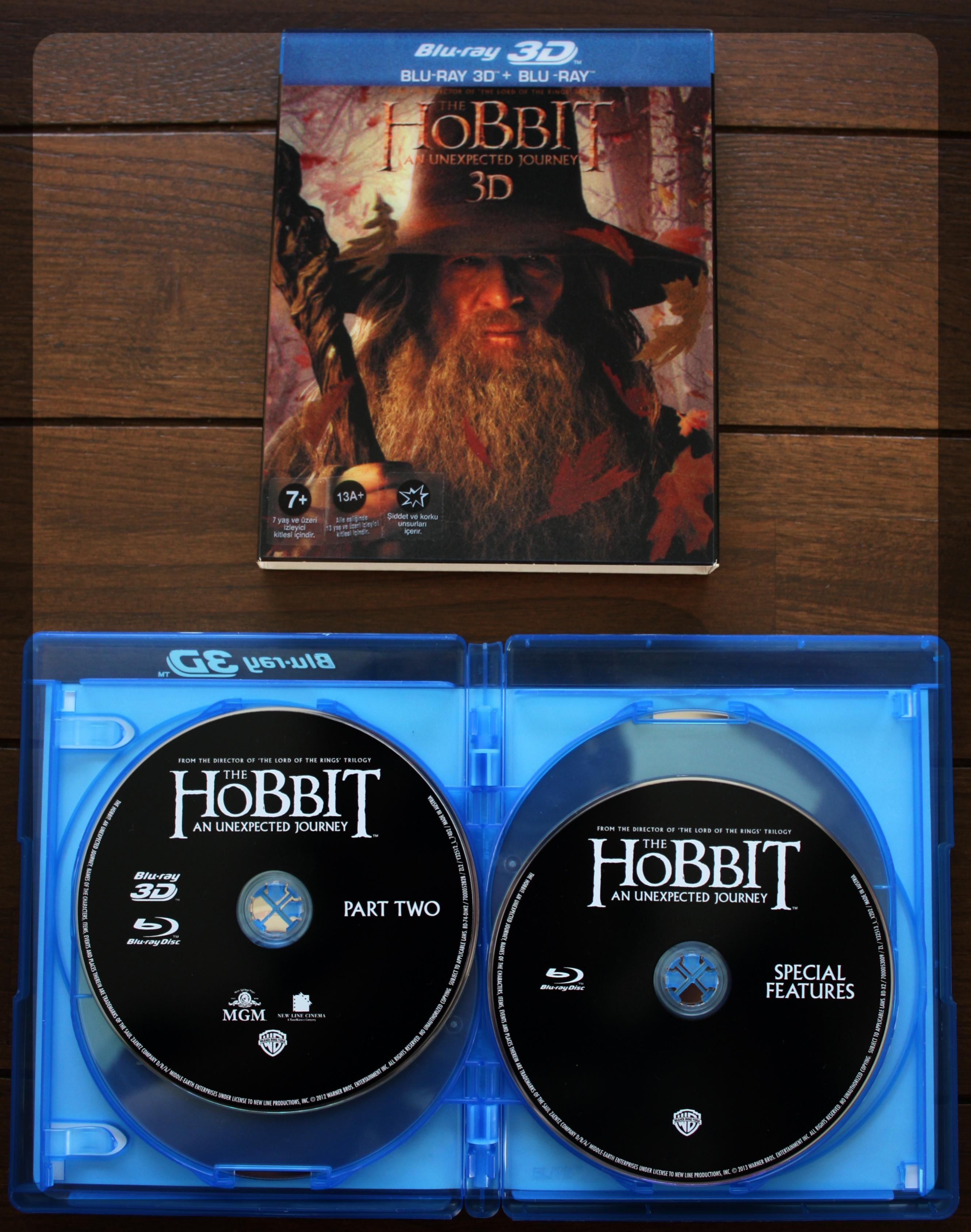 Hobbit, beklenmeyen Yolculuk