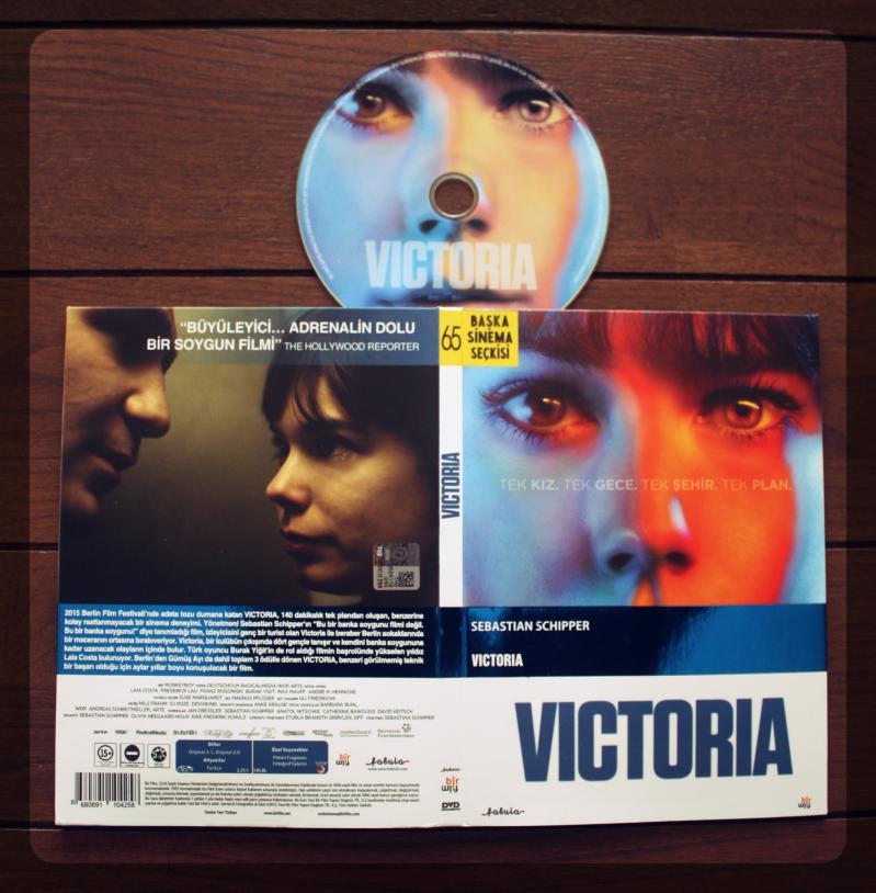 Victoria DVD incelemesi